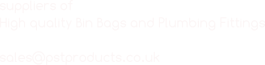 www.pstproducts.co.uk Logo